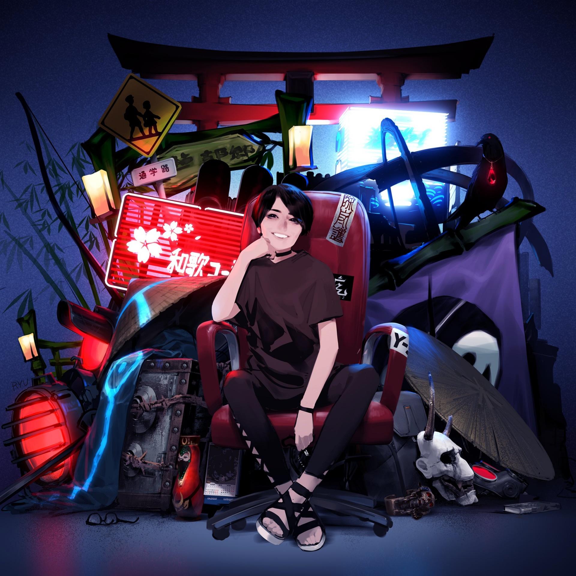 Творческий руководитель Ghostwire: Tokyo Икуми Накамура неожиданно ушла из Bethesda