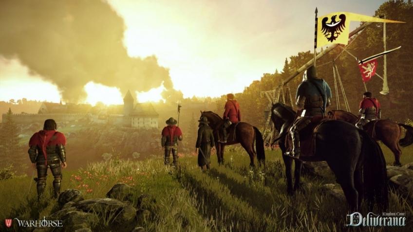 Разработчики Kingdom Come: Deliverance рассказали о создании кат-сцен