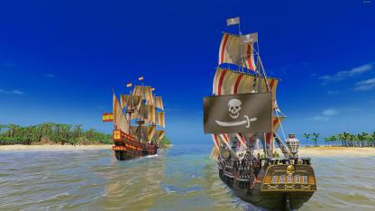Золотой век пиратов: к Port Royale4 выпустили дополнение Buccaneers
