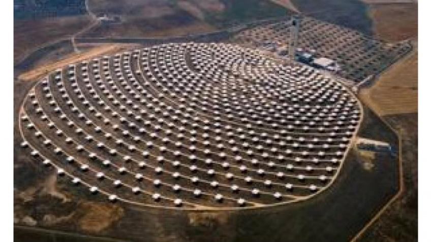 Пустыня Сахара может питать энергией всю Европу