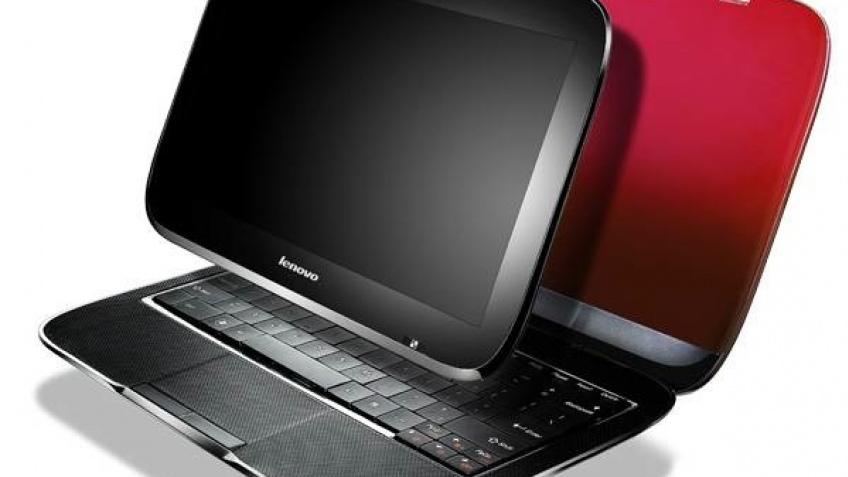 Гибридный ноутбук Lenovo со съемным дисплеем