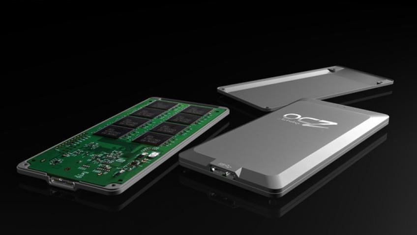 OCZ готовит внешний винчестер для USB 3.0