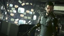 Взбунтовавшийся имплантат разносит витрины магазина в ролике Deus Ex: Mankind Divided