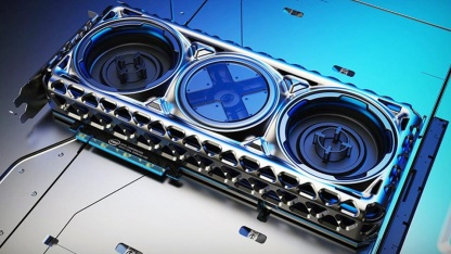 Появились новые данные о видеокартах Intel Xe