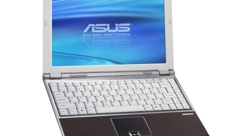 Несколько новых ноутбуков от ASUS