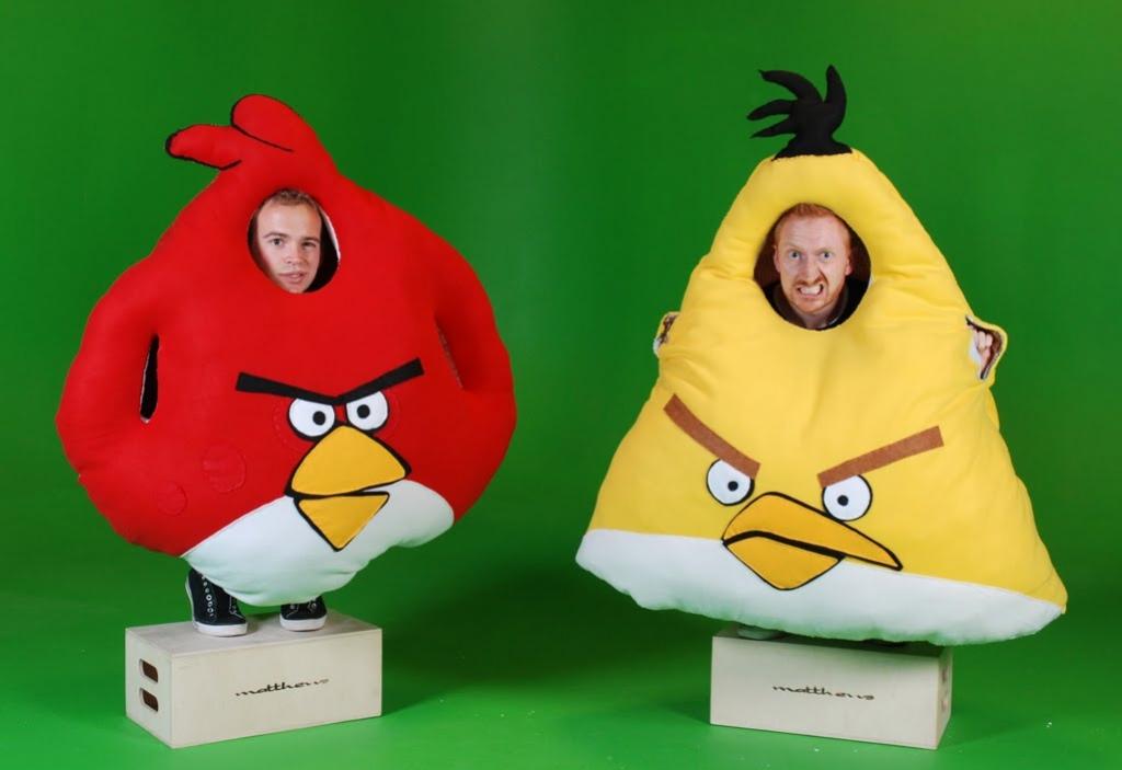 Бывшие разработчики Angry Birds создали новую студию