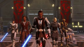 Открылся ранний доступ к Star Wars: The Old Republic — Knights of the Fallen Empire