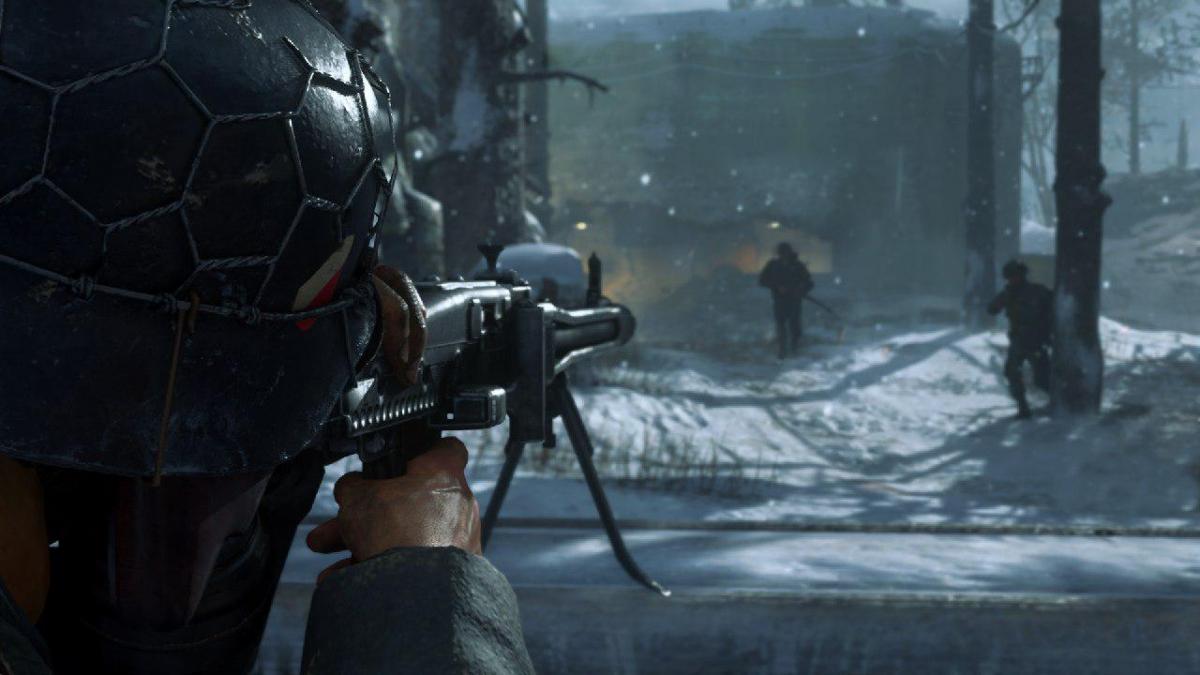 Открытый бета-тест Call of Duty: WWII на PC начнётся в конце сентября