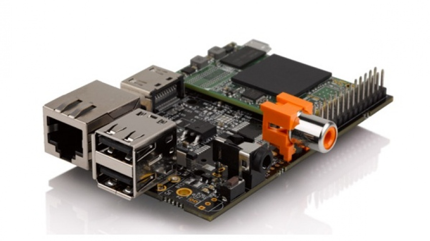 Мини-компьютер SolidRun Hummingboard стоит 45 долларов