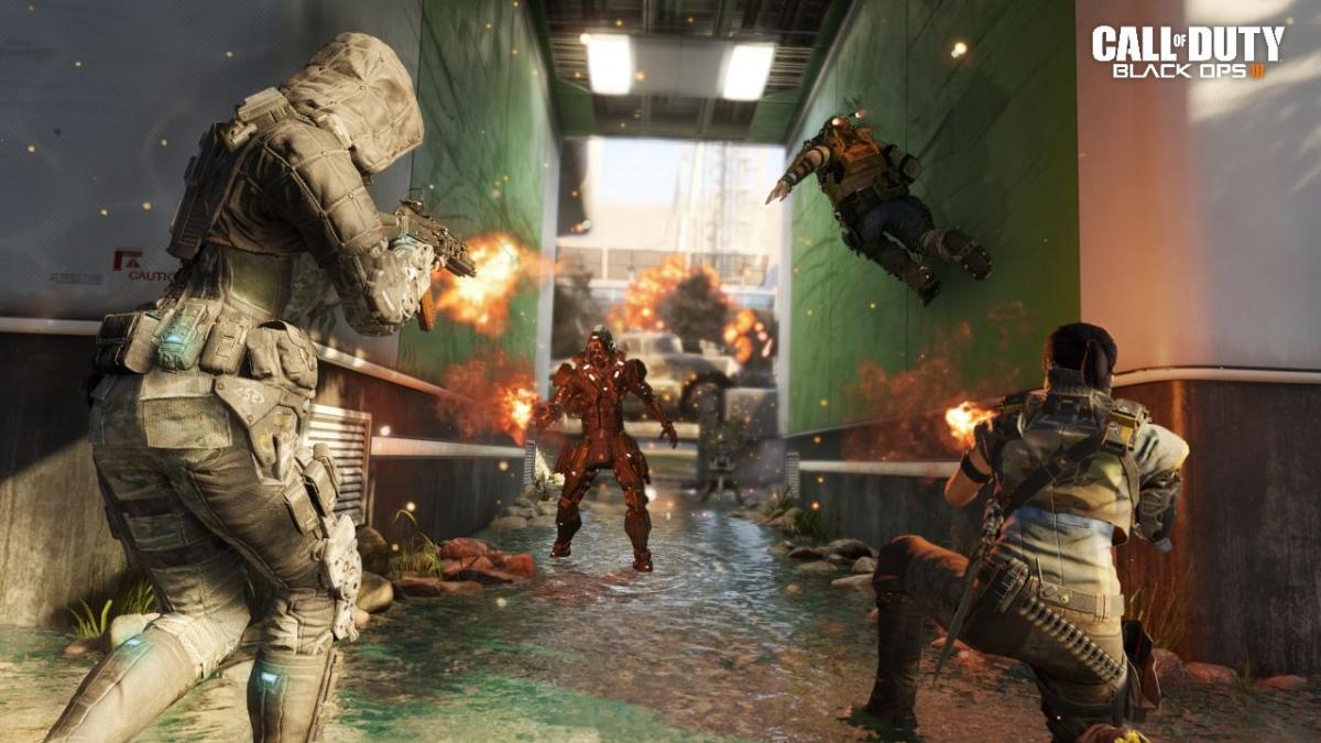 Разборки на Диком Западе и в древнем замке в ролике финального дополнения к Call of Duty: Black Ops3