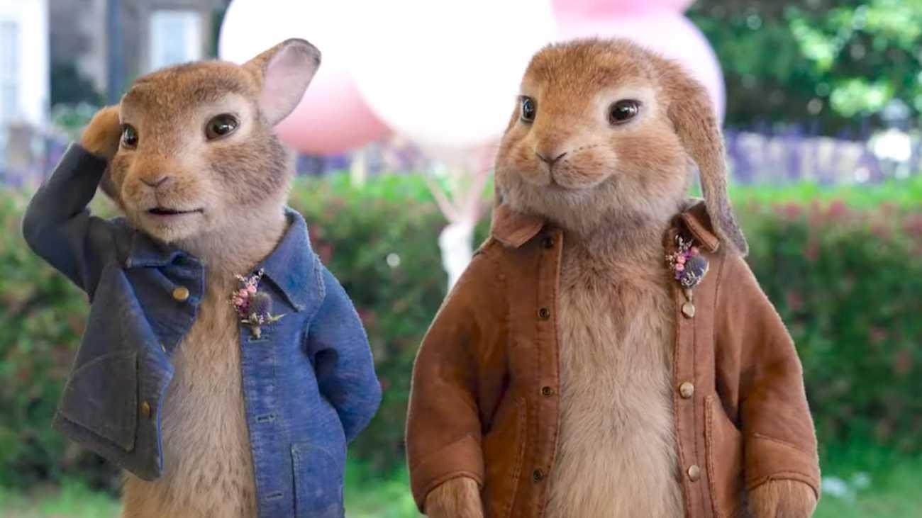 Релиз сиквела «Кролика Питера» перенесли на5 месяцев из-за коронавируса