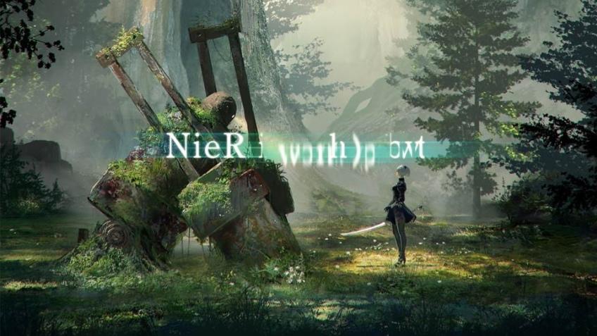 В сети появился новый концепт-арт к Nier New Project