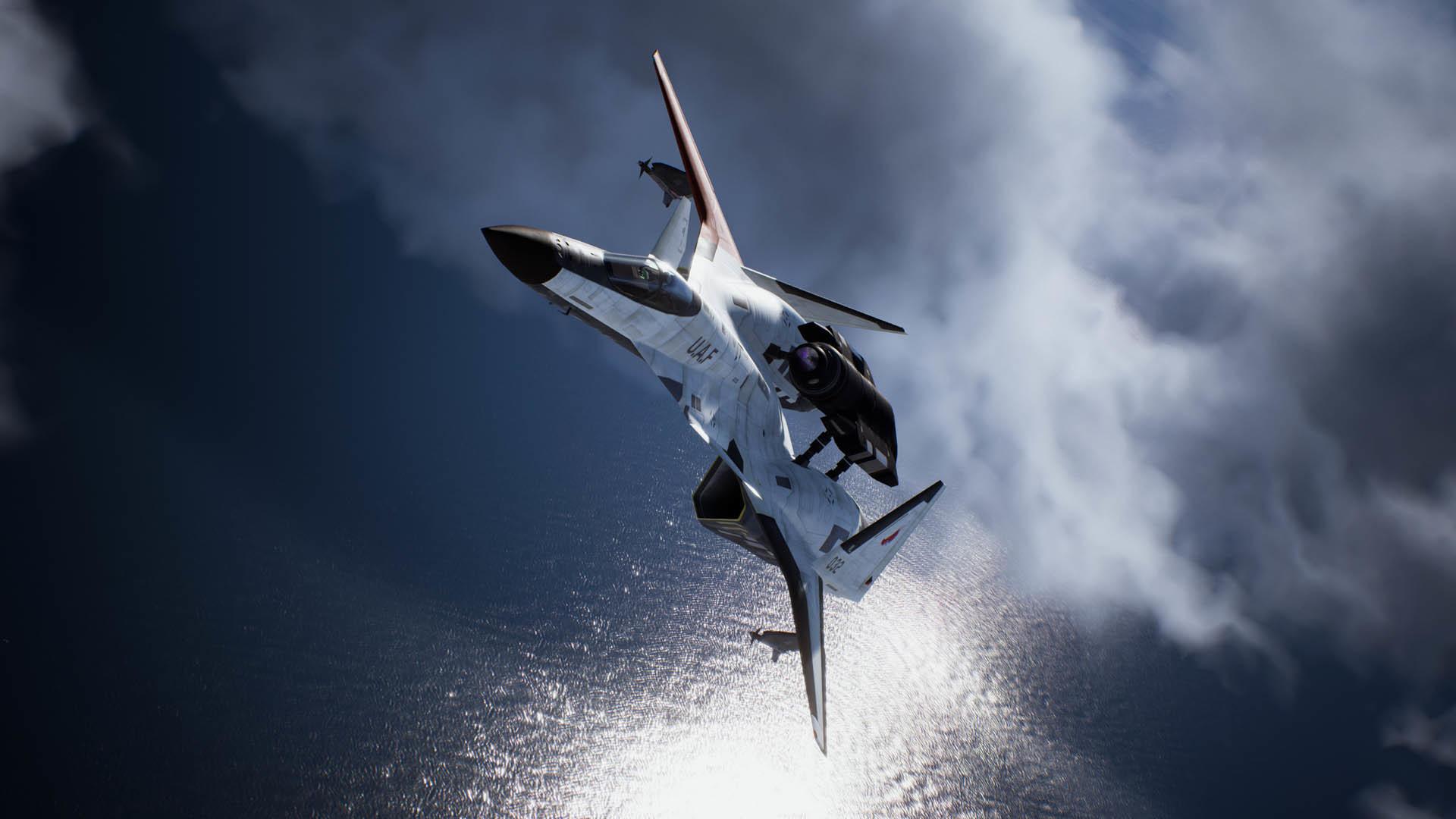 DLC для Ace Combat 7: Skies Unknown к 25-летию серии выйдет28 октября