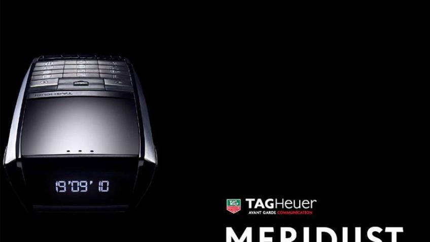 Люксовый телефон от TAG Heuer