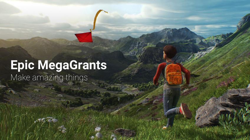 Epic Games уже выдала42 миллиона долларов через программу MegaGrants