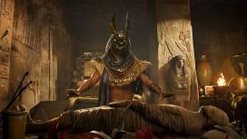 Ubisoft перенесла выход нового дополнения для Assassin's Creed: Origins