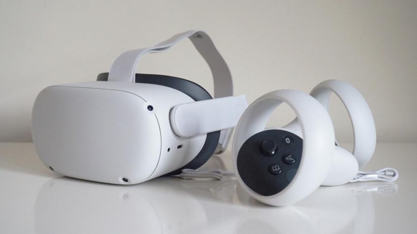 Продажи Oculus Quest2 превысили миллион в4 квартале 2020 года