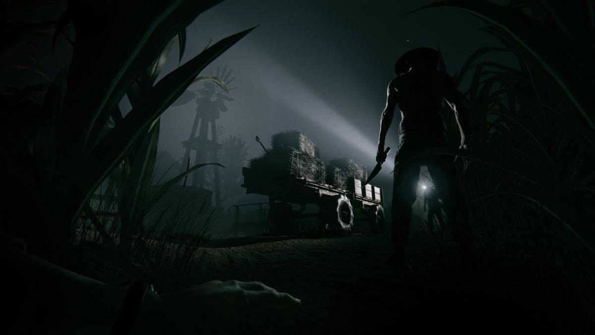 На PS4 появилась демоверсия Outlast2