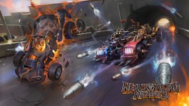 Авторы Heavy Metal Machines раздают ключи в честь первого чемпионата по игре