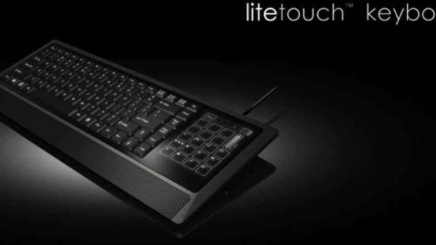 Клавиатуры Eclipse Litetouch с сенсорным дисплеем