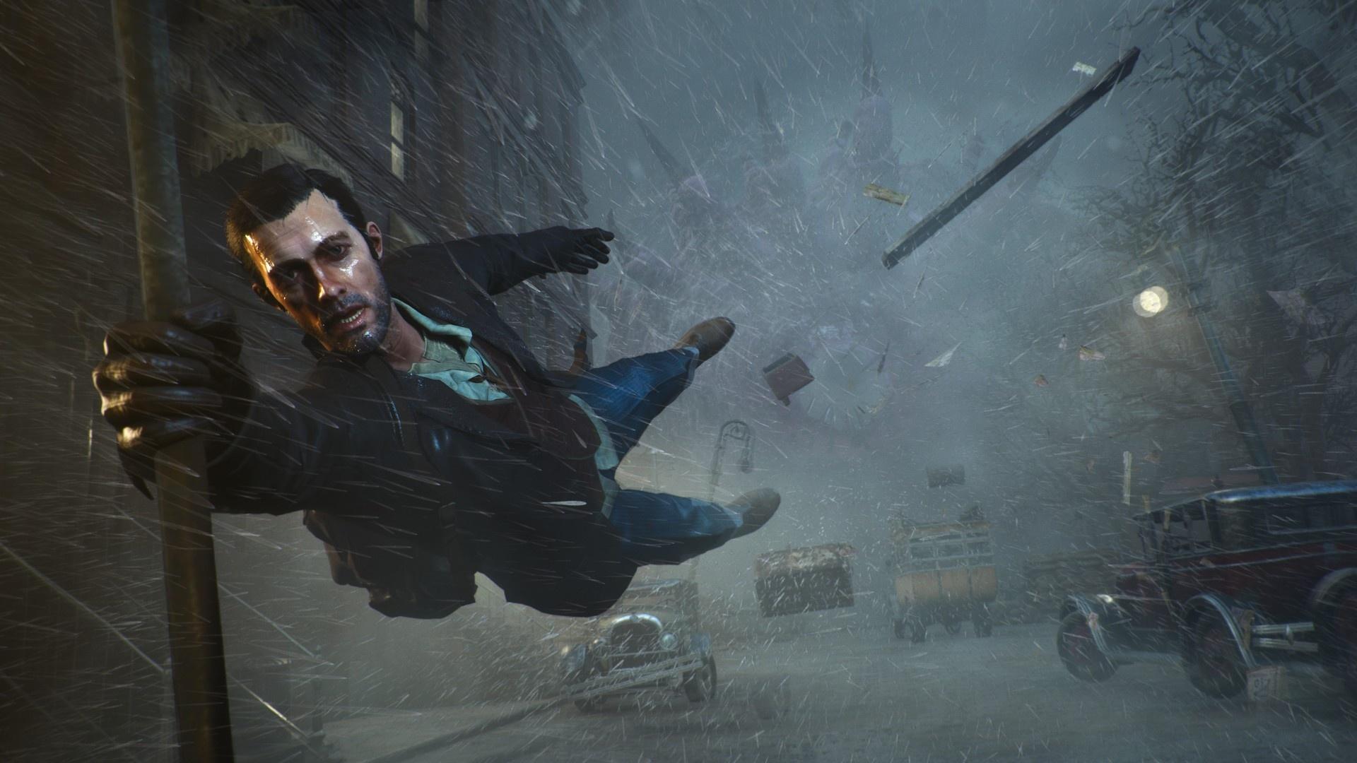 В сети появился первый час геймплея The Sinking City