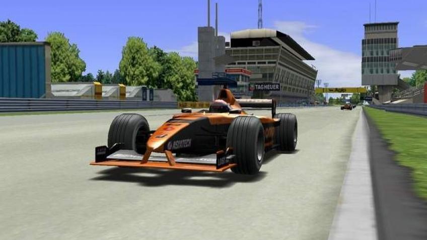 Grand Prix 4 – фальшстарт