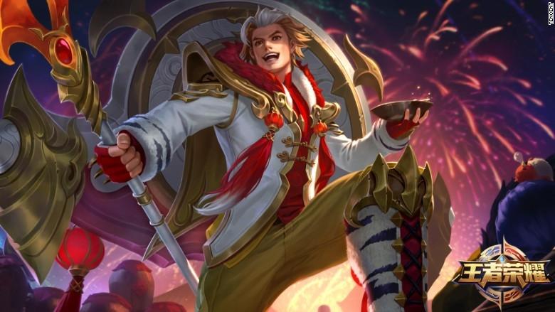 Tencent защищает детей от клона League of Legends