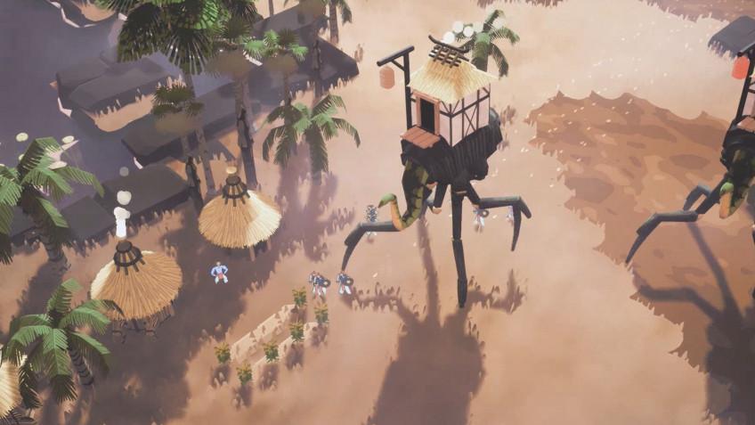 Строительный рогалик Kainga: Seeds of Civilization собирается на Kickstarter