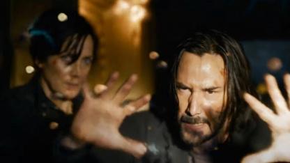 Нео и Тринити возвращаются в трейлере четвёртой «Матрицы»