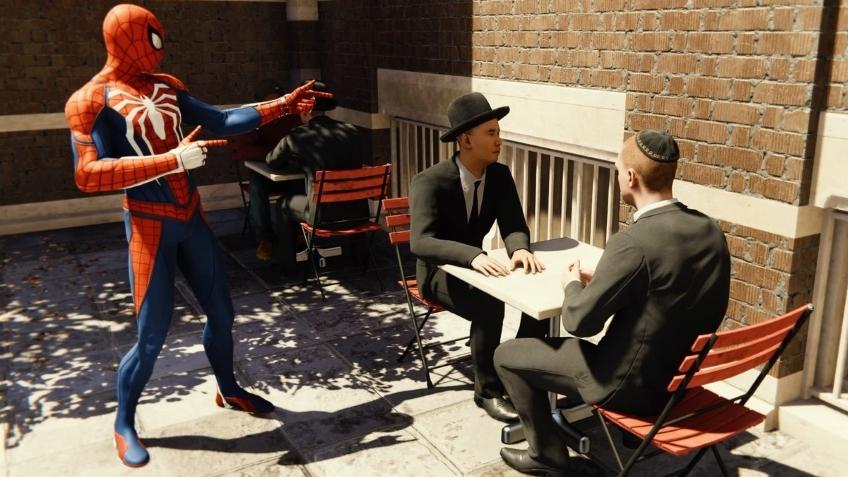 Разработчик Spider-Man для PS4 рассказал о пасхалке, которую никто не заметил
