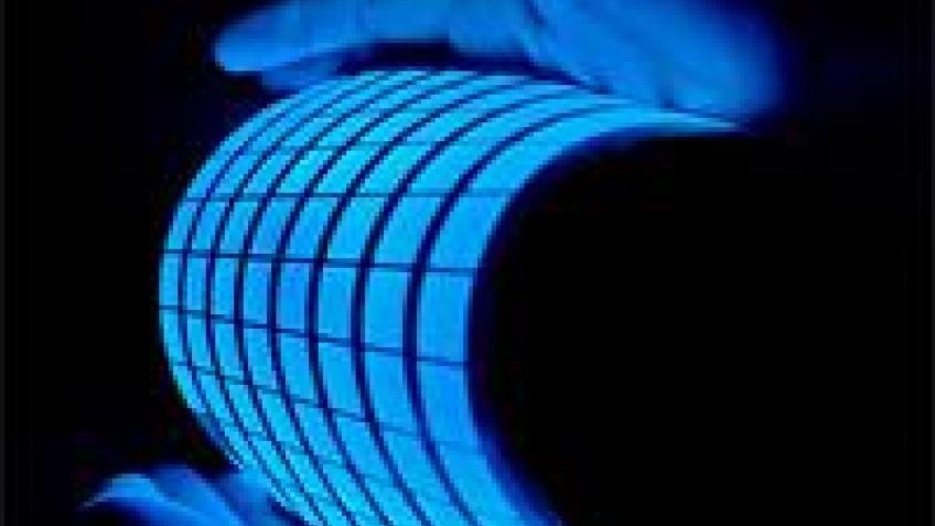 OLED-бумага General Electric