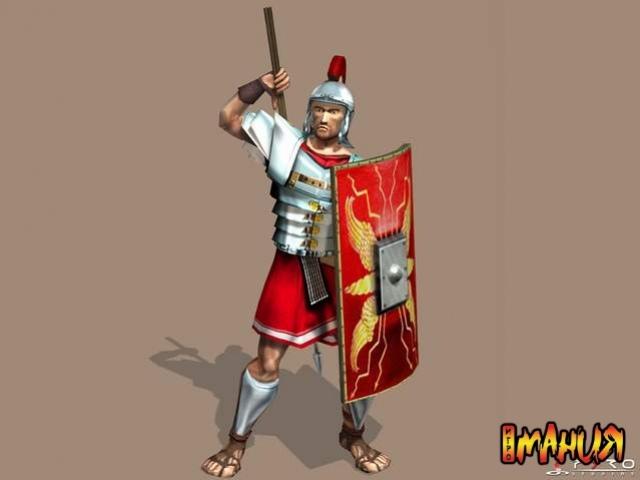 Запущен сайт Praetorians