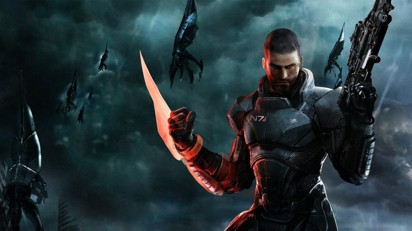 СМИ: EA действительно скоро выпустит ремастер трилогии Mass Effect