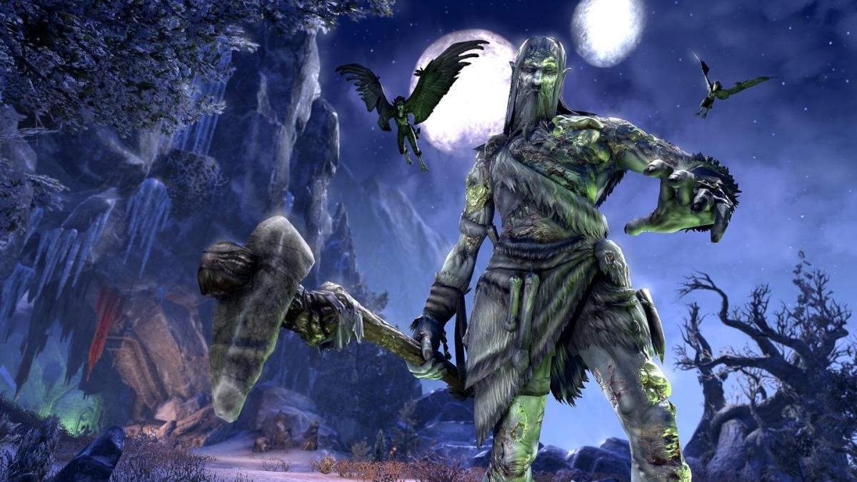 Дополнение Dragon Bones появится в The Elder Scrolls Online в феврале
