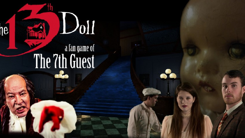 Поклонники The 7th Guest делают продолжение, The 13th Doll