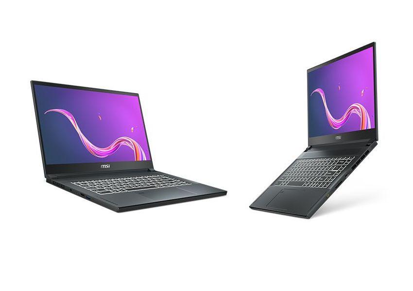 Ноутбук MSI Creator15 получит версию с GeForce RTX 2080 Super Max-Q