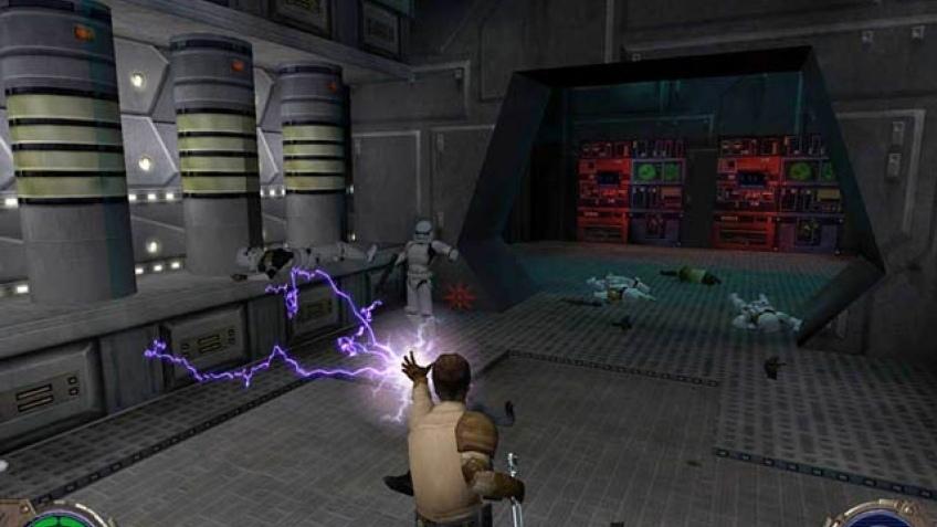 Скриншоты Jedi Knight II