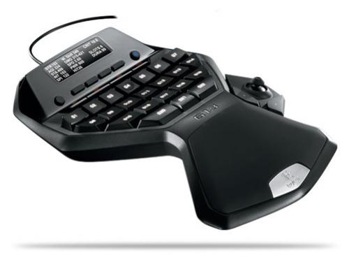 Logitech выпустила игровую клавиатуру
