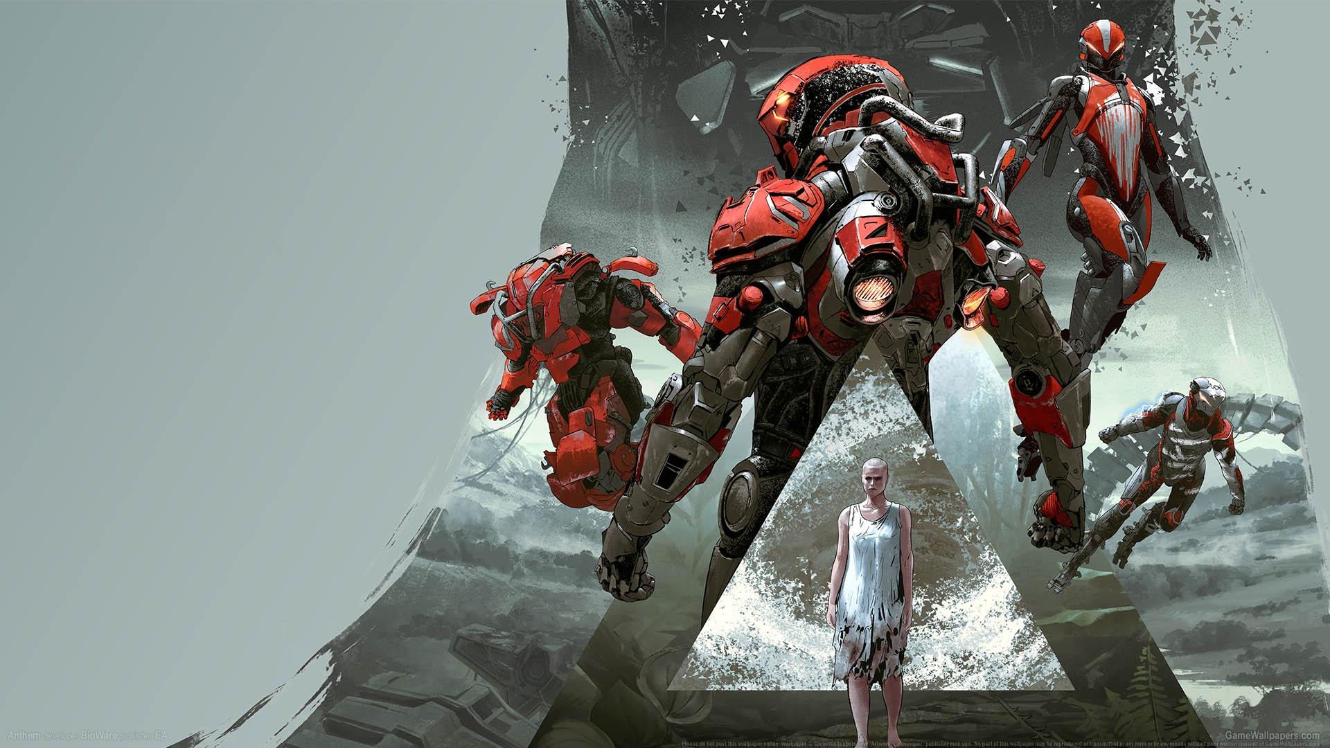 Anthem пополнила библиотеки EA Access и Origin Access Basic