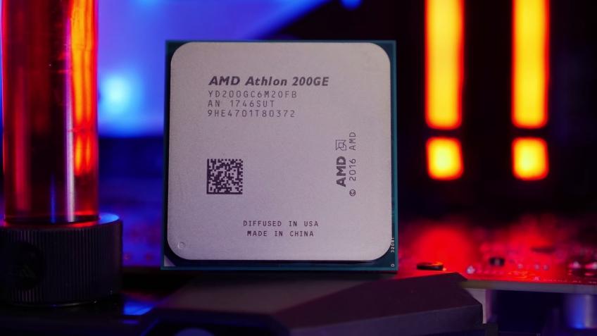 AMD Athlon 200GE, предположительно, можно разгонять и на платах ASUS
