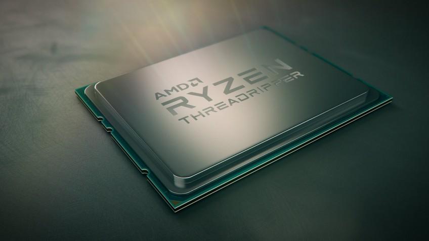 Процессор AMD Threadripper 3990X с64 ядрами выйдет в 2020 году