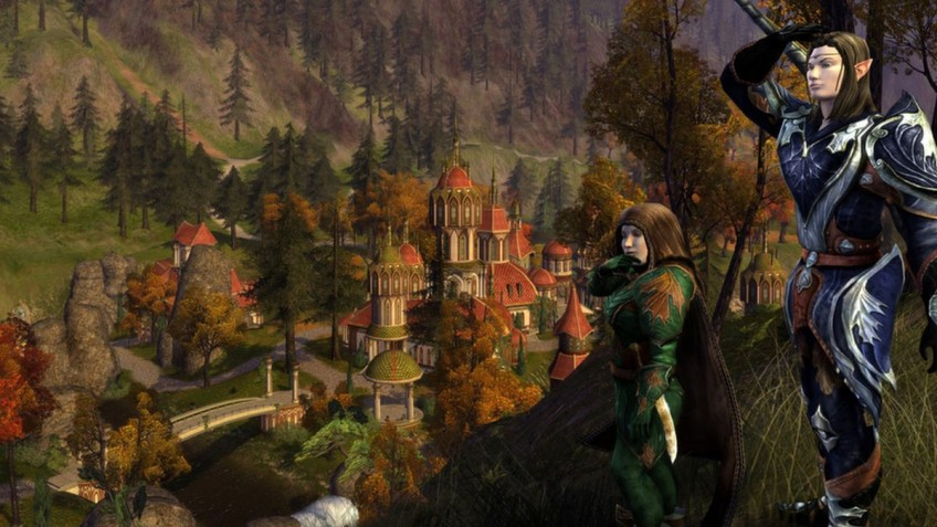 К The Lord of the Rings Online выпустили набор Legacy