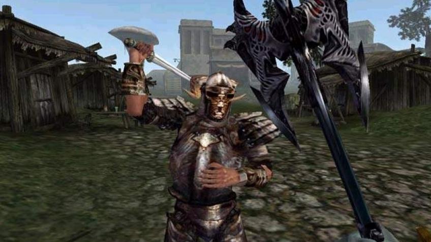 Первый патч для Morrowind