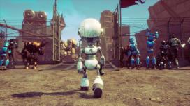 CreativeForge Games выпустит роботостроительную стратегию Scrap Games