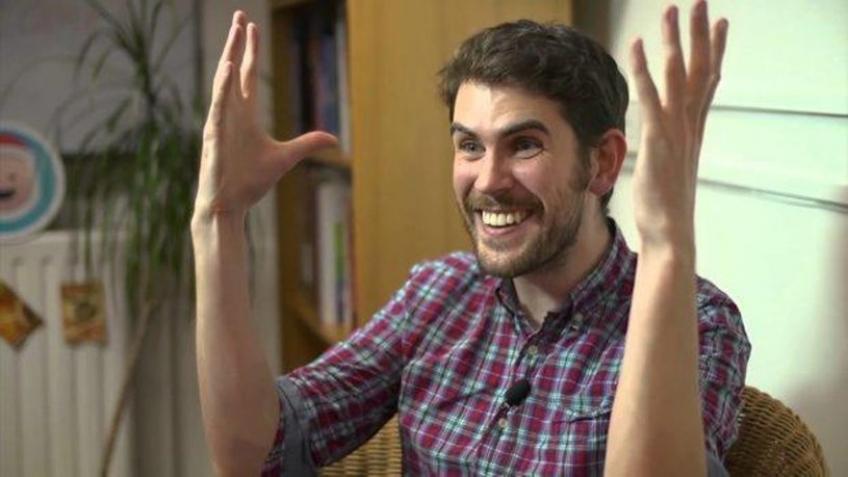 Автор No Man's Sky Шон Мюррей подтвердил личность в отеле с помощью мема