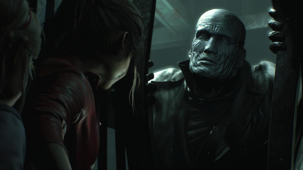 Авторы ремейка Resident Evil2 удивлены популярностью Мистера Икс среди игроков