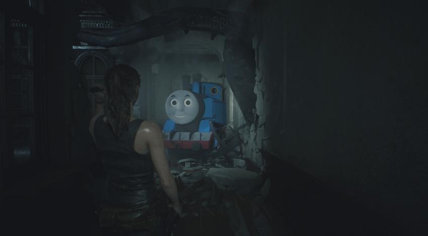 Авторы ремейка Resident Evil 2 удивлены популярностью Мистера Икс