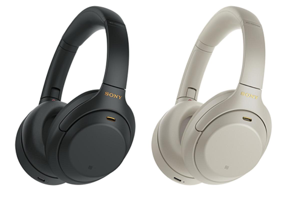 Утечка: наушники Sony WH-1000XM4 определят положение на голове и речь пользователя