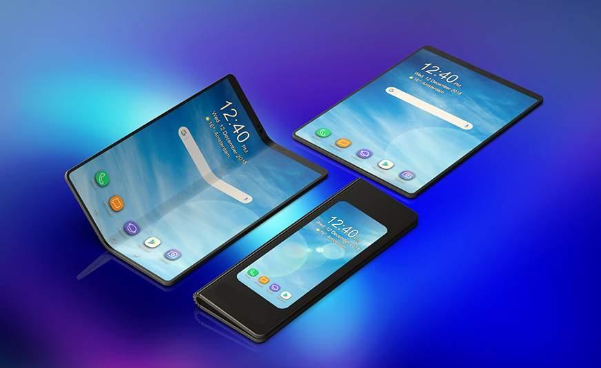 Складной смартфон Samsung получит две батареи с одинаковой ёмкостью