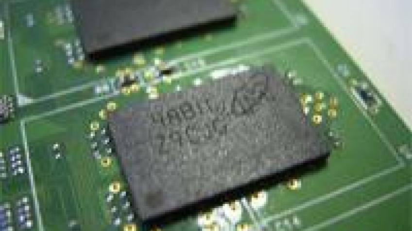 Самый маленький чип DDR2